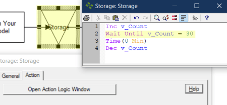 update action logic in Release All Waiting Entities at Once