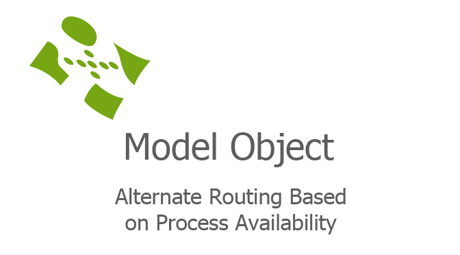 Alternate Routing Based on Process Availability