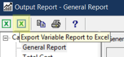 export variable data in Calculate Elapsed Time