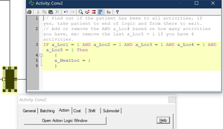 update logic in black box in Go Through All Activities