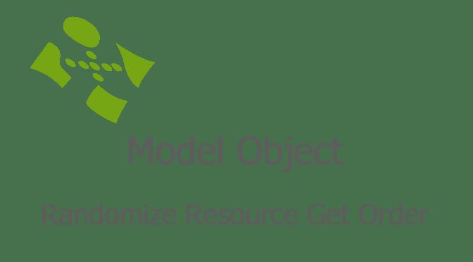 Randomize Resource Get Order