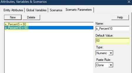 define scenario in Decreasing Based on Load