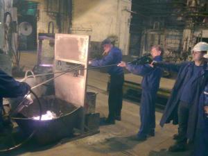 Optris P20 05M casting