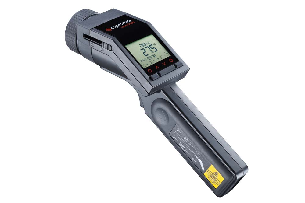 Process Parameters LS Hand held Infrared Thermometer
