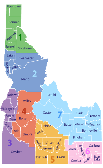 Serving Idaho Statewide