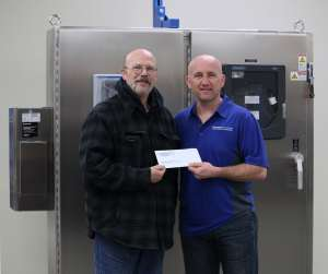 Process Solutions Donates $5,000 to Local Youth Sports League to Help Repair Vandalized Field
