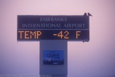 -42 deg F is normal in some locations
