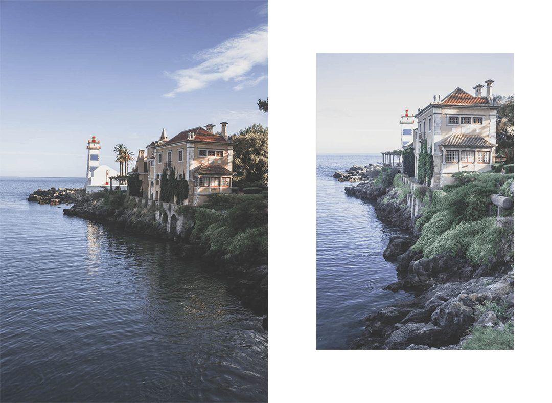 Quel itinéraire entre Porto et Lisbonne ?