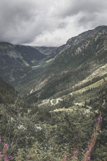 La Silvretta : une étape d'un road trip en Autriche