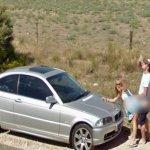Google Street fotky
