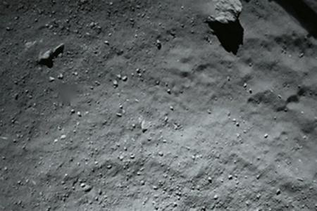 Chtěli jste vždycky vědět, jak vypadá kometa z výšky čtyřiceti metrů? Tak teď už to víte!