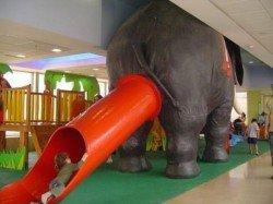 Fajnové dětské hřiště?!