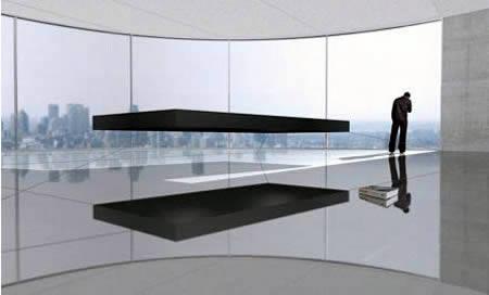 Magnetická postel