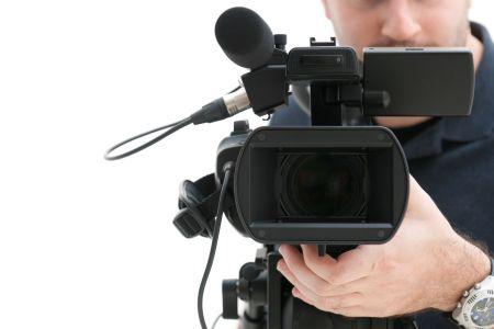 Natáčení kamerou