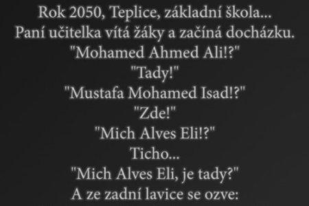 Česko v roce 2050