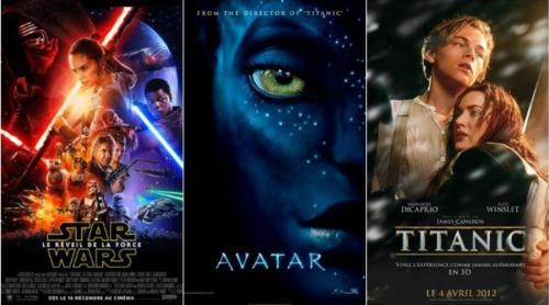 Tři nejvýdělečnější filmy