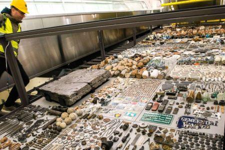 Archeologie není nuda, i když se hrabete v odpadcích Amsterodamu
