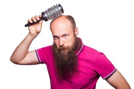 Problém zvaný plešatost