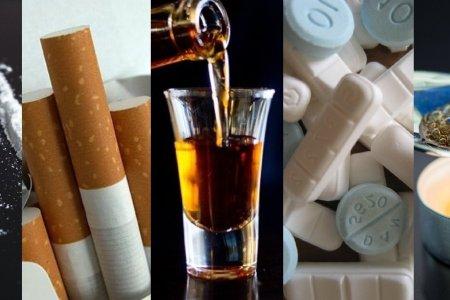 Drogy, na které se zvyká nejrychleji