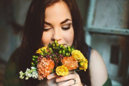 Florista radí, jak vybrat květinu