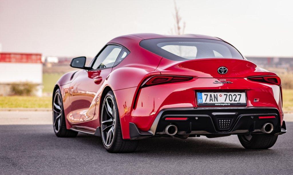 Design je hodně odvážný. Naživo vypadá auto skvěle.