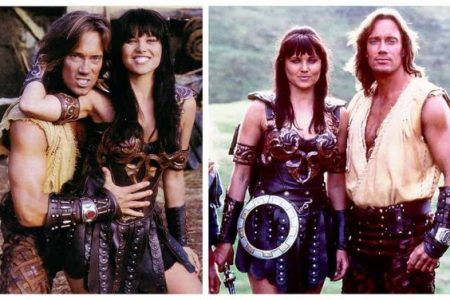 Xena a Herkules