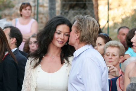 catherine-zeta jones michael douglas