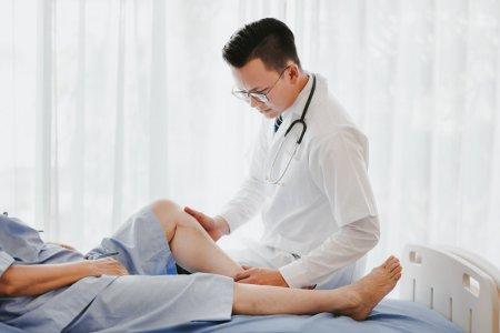 cviky na bolesti kolen