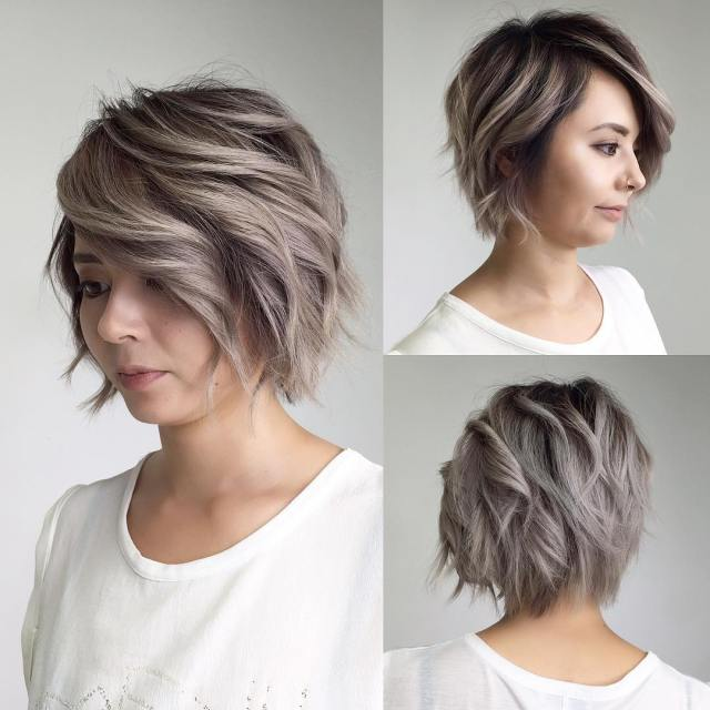125 gorgeous short layered hairstyles for all hair types