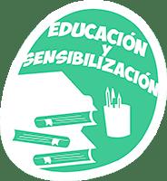 Enlace a Educación y Sensibilización