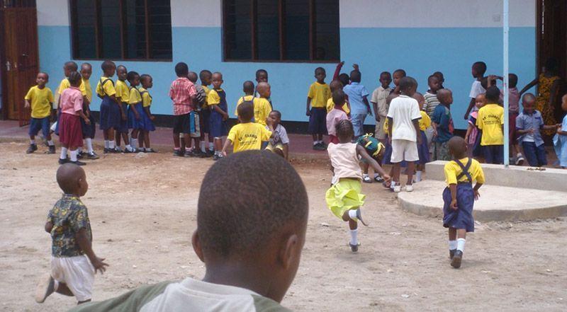 Escuela-Tanzania