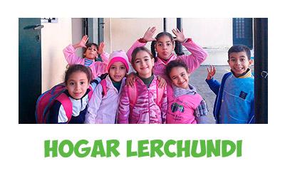 Hogar Lerchundi. Proclade Bética ONGD