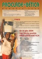 MEMORIA PROCLADE BÉTICA 2004