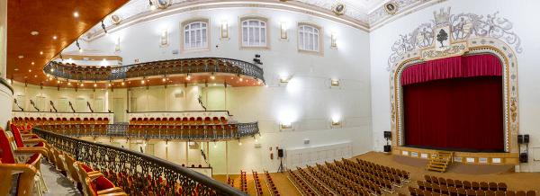 Teatro Carolina Colorado. Almendralejo