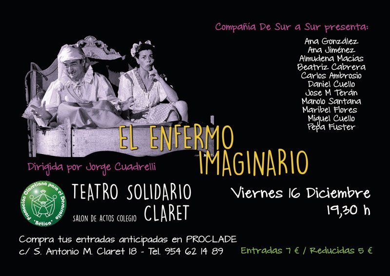 Teatro Solidario en Sevilla