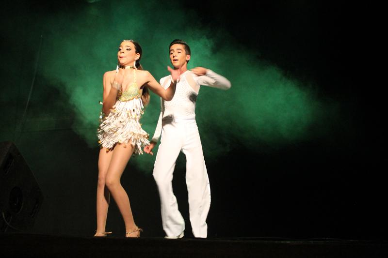 Festisol 2017 baile salon