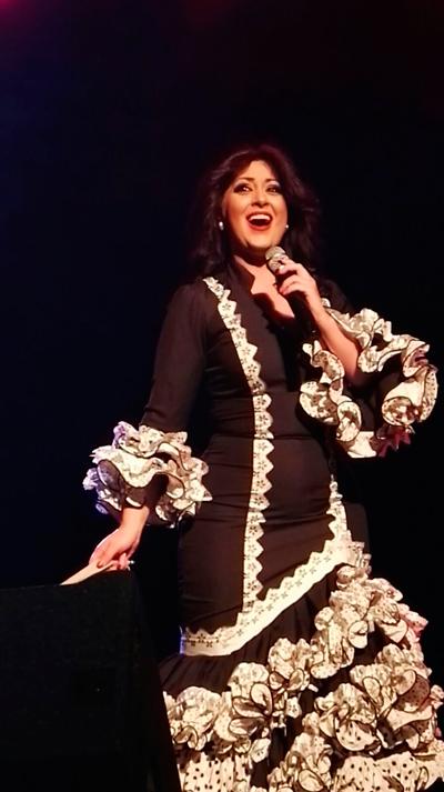 Festisol 2017 cantante