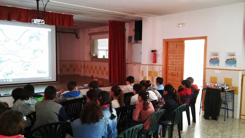 Los Nadie en Ardales, Málaga
