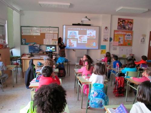 Los Nadie. CEIP Ortega y Gasset