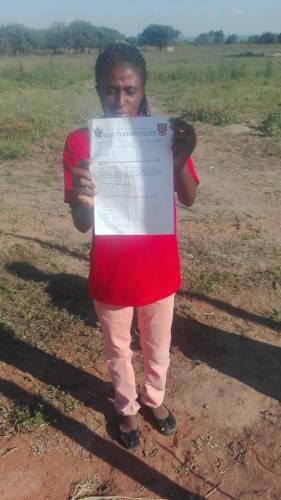 Titulados Universitarios en Zimbabwe