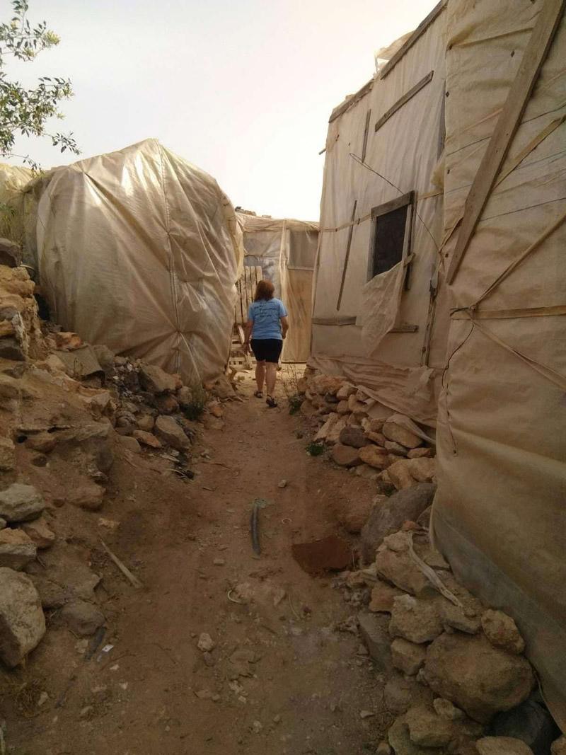 Níjar 2018 viviendas migrantes