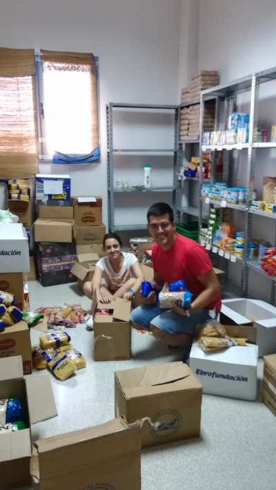 Voluntariado Níjar 2018