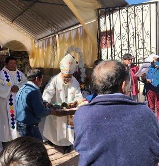 Viaje a Bolivia y Prelatura de Humahuaca