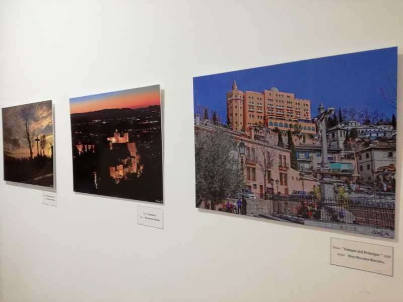 Exposición de fotografía Granada