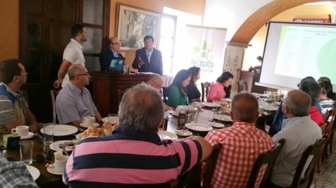 Informe de Gestión de la Lotería del Cauca - Miguel Eduardo Muñoz Guevara