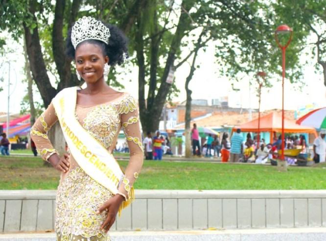 Miss Afrodescendiente es de Guachené, Sindy Yulieth Banguero Quintero3