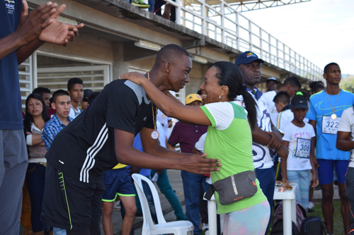Supérate Intercolegiados, presente en las finales departamentales de atletismo en el Cauca