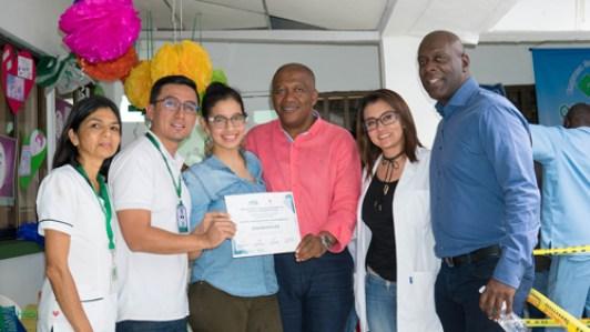 HFPS CELEBRÓ PRIMER ENCUENTRO REGIONAL DE SEGURIDAD DEL PACIENTE