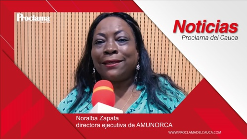Noralba Zapata, directora Amunorca
