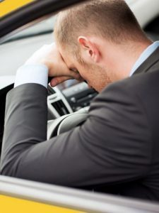 the problem of driver fatigue